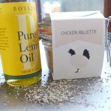 Ambient British Charcuterie - Chicken Rillette