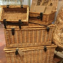 Fill one of our hampers with a range of British charcuter, cured meats and other Cornish produce
