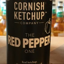 A delicious Cornish ketchup to compliment our award winning british charcuterie and cured meats