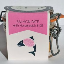 Ambient Salmon & Horseradish pate from Cornish Charcuterie