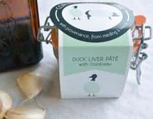 duck liver web size
