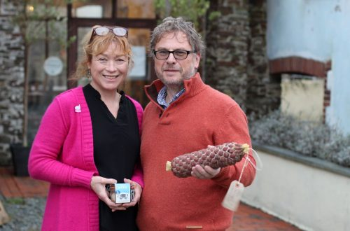 The BBC comes to visit Richard and Fiongh, owners of Cornish Charcuterie